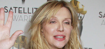 Courtney Love is trying to stage a Kurt Cobain musical: it's 'very likely to happen'