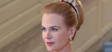 Nicole Kidman's 'Grace of Monaco' is already being slammed by the Grimaldis