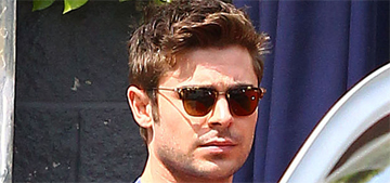 In Touch: Zac Efron actually broke his jaw last fall during 'a drug binge'