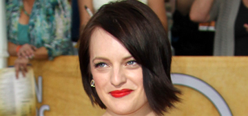 Is Elisabeth Moss being targeted as Tom Cruise's new Scientology girlfriend?