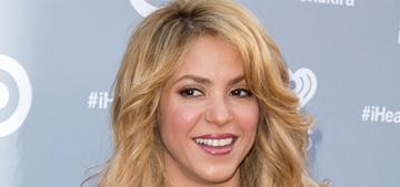 Shakira's boyfriend is 'livid' with her 'flirty' behavior with co-star Adam Levine