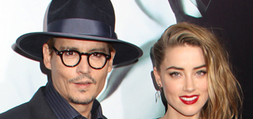 Johnny Depp calls Amber Heard 'sharp as a tack, a southern belle, sweet as can be'