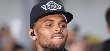 Chris Brown hauled away by US Marshalls to face charges, trip could take 2 weeks