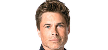 "Rob Lowe: ""There's this unbelievable bias & prejudice against 'good-looking people'"""