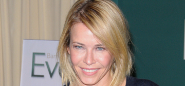 Are Chelsea Handler & Stephen Colbert the top choices to replace Letterman?