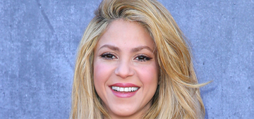 Shakira in Zuhair Murad at the ACMs: gorgeous or crocheted mess?