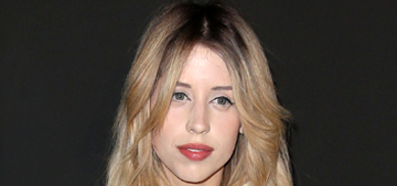 Peaches Geldof, 25, has died at her home near London (update)