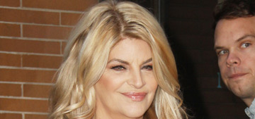 Kirstie Alley partners again with Jenny Craig, Jenny will shill her Scientology juice
