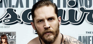 Tom Hardy: 'I'm not a fighter. I'm a petit little bourgeois boy from London'