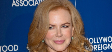 Should Nicole Kidman play Michael Fassbender's lover/muse in 'Genius'?