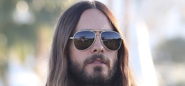 Jared Leto on living in the South: 'We escaped early on… it's very oppressive'