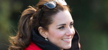 Duchess Kate in Emilia Wickstead in Dunedin, NZ: pretty or too conservative?