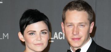 Ginnifer Goodwin and Josh Dallas of Once Upon a Time got married on Saturday