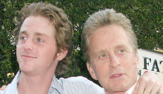 Michael Douglas' son Cameron evicted, leaves behind drugs