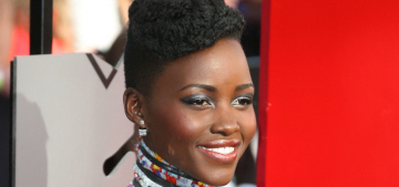 Lupita Nyong'o in Chanel at the MTV Movie Awards: adorable or awful?