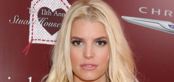Jessica Simpson shows off her epic weight loss at LA charity event: amazing?