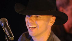 Kenny Chesney brags that he's slept with over a hundred women
