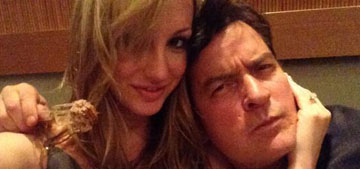 Charlie Sheen engagement party with pr0n stars cost more than most weddings