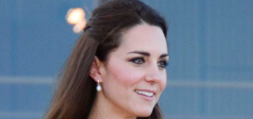 Duchess Kate in yellow, structured Roksanda Ilincic in Sydney: fab or fug?