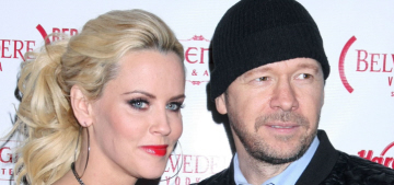 Jenny McCarthy announced her engagement to Donnie Wahlberg on 'The View'