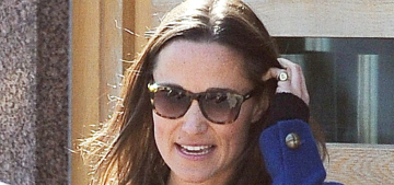 Will Pippa Middleton announce her engagement before Cressida Bonas?