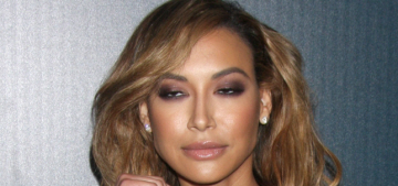 Did Lea Michele's on-set diva antics finally push Naya Rivera over the edge?