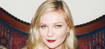 Kirsten Dunst on whether she's slept with a director: 'I don't give off that vibe'