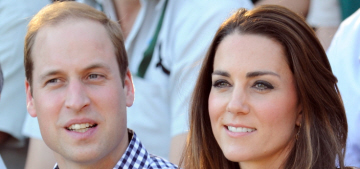 Prince William & Kate took Prince George to the zoo & he tried to grab a bilby