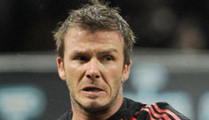 Beckhams find out tomorrow if Milan move is on