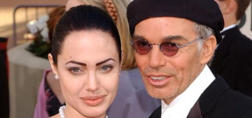 Billy Bob Thornton on Angelina Jolie: 'We check in on each other all the time'