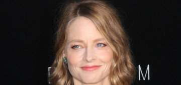 Jodie Foster married her girlfriend of less than a year, Alexandra Hedison