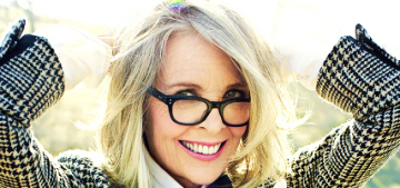 Diane Keaton: 'I've been Woody's friend for 45 years, nothing's going to change that'