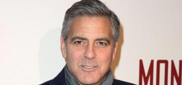 George Clooney & Steve Wynn got into a hilarious drunken fight about politics