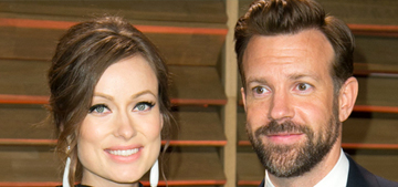 Olivia Wilde & Jason Sudeikis welcome their 1st child, Otis Alexander