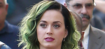 Did Katy Perry hook up with Jared Leto or Robert Pattinson at Coachella?