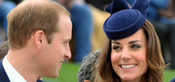 Duchess Kate wears Michael Kors tweed for the royal goodbye: lovely?