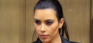 Kim Kardashian & Kanye want to have a 'balcony kiss' just like Will & Kate