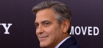 Did George Clooney propose to Amal because he was tired of being mocked?
