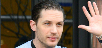 Us Weekly: Tom Hardy isn't really married to Charlotte Riley, he just says he is