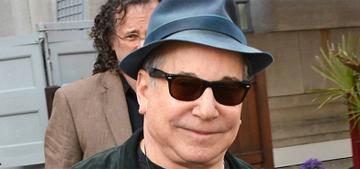 Paul Simon & Edie Brickell arrested for domestic dispute, say they're 'fine'