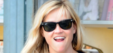 Reese Witherspoon's new lifestyle company/brand has a name: Draper James?