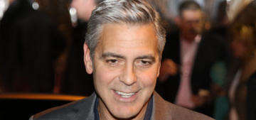 George Clooney proposed to Amal because she 'played hard to get'?