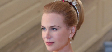 Will Harvey Weinstein pull his support from Nicole Kidman's 'Grace' disaster?