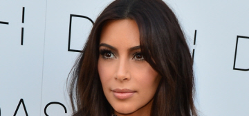 Kanye West told Kim Kardashian she could be the next Coco Chanel: delusional?