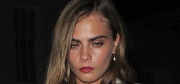 """""""Cara Delevingne & Michelle Rodriguez probably broke up"""" links"""