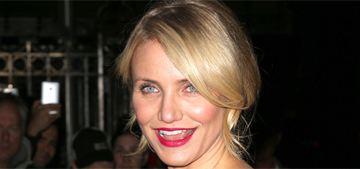 Cameron Diaz admits, 'I have been with a lady' in the bedroom