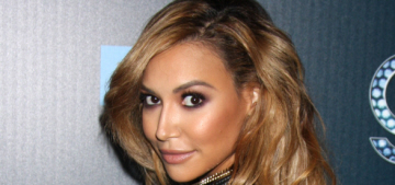 Naya Rivera fired from 'Glee', her trailer was emptied & her lot pass revoked