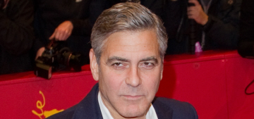 Amal Alamuddin refused George Clooney's advances when they first met