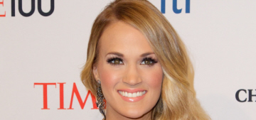 Carrie Underwood vs. Christy Turlington: who rocked the Time 100 gala?