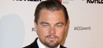 Leo DiCaprio & Toni Garrn have moved in together in NYC: take that, Clooney!
